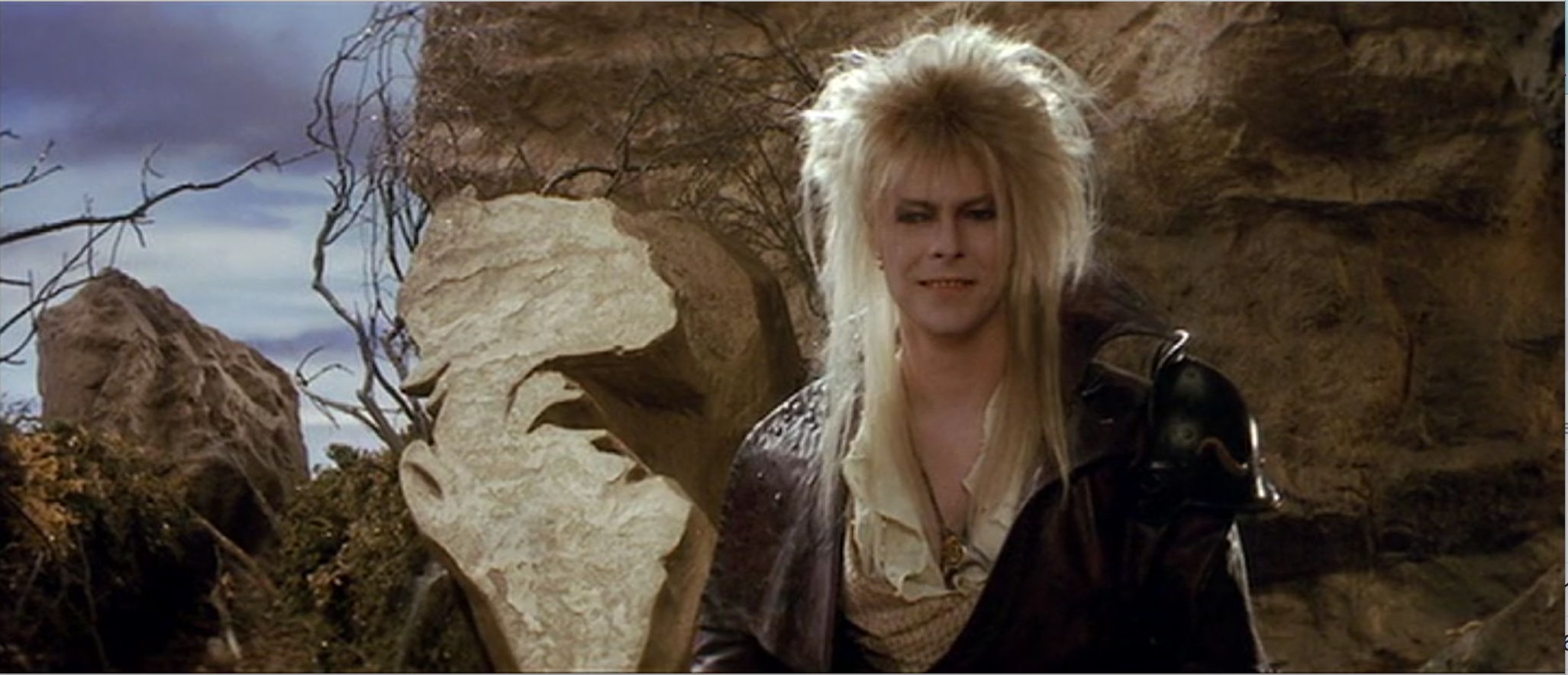 Goblin King in Labyrinth: An audio-visual close reading of ... Labyrinth David Bowie