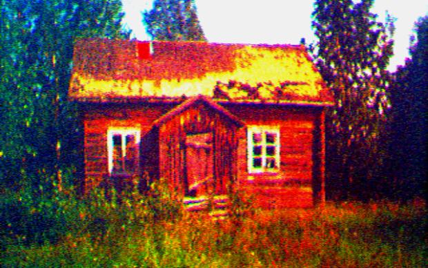 Kuva A.15. Mökkikuva värikylläisellä paletilla.