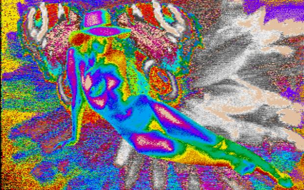 Kuva A.6. Yhdistelmäkuvan versio eri paletilla.