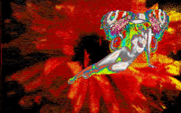 Kuva A.8. Yhdistelmäkuvan versio eri paletilla.