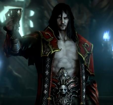 Kuva 1. Gabriel Belmont/Dracula.