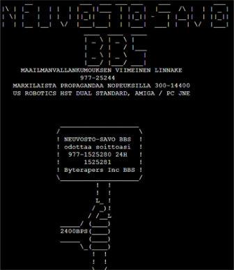 Neuvosto-Savo BBS