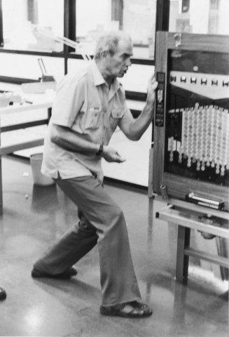 Kuva 2. Tapio Rautavaaran tyylinäyte pajatson pelaamisesta 1970-luvulta.