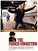The French Connection / Kovaotteiset miehet (poster USA)