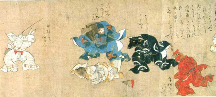Untouched Nature, Mediated Animals in Japanese Anime